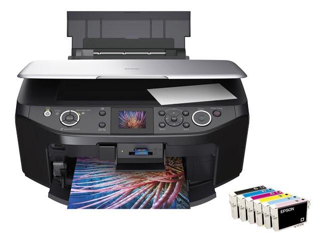 De Lo Bueno Lo Mejor Impresora Epson Rx 610 Sistema