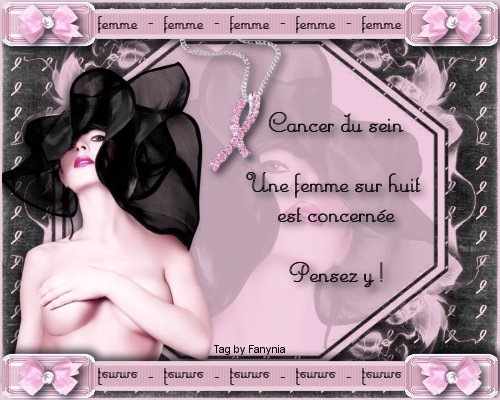Cancer du sein/ Breast cancer.
