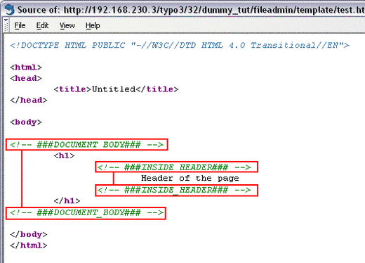Coole Html Codes