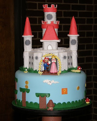 Super Mario Wedding Cakes Wedding Dresses And Cakes