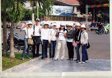 Sinh viên Phú Yên tại trường CĐPTTH 2 TP HCM