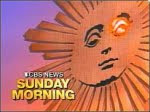 2011 CBS Sunday Morning Sun Art