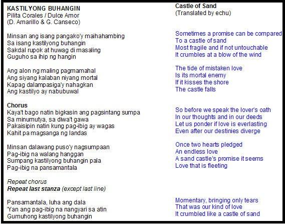 Lyrics to everlasting love