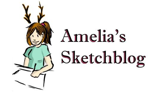 Amelia's Sketchblog