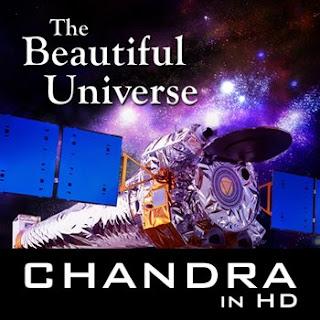 El hermoso Universo de Chandra