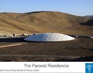 La Residencia Paranal