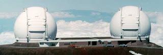 Cúpula de Telescopios Keck