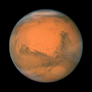 Marte por Hubble
