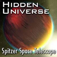 Universo escondido, Spitzer