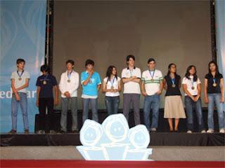 Fiesta Olimpíadas 2007