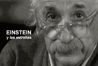 Einstein y las estrellas