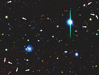 Galaxias primitivas por el sondeo UDS
