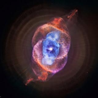 Nebulosa Ojo de Gato - NGC 6543