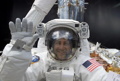 Astronauta Mike Massimino