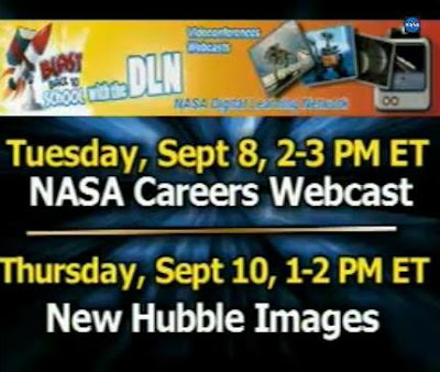 NASA Webcasts