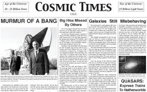 Cosmic Times 1965
