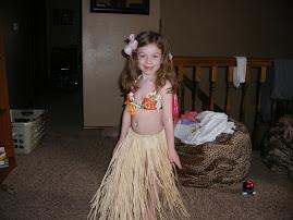 Hula Dula Girl