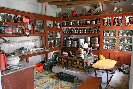 All Residence Design: Interior Design Kitchen In India