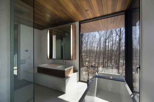 Interior Design: Mountain Villa Contemporary Interior