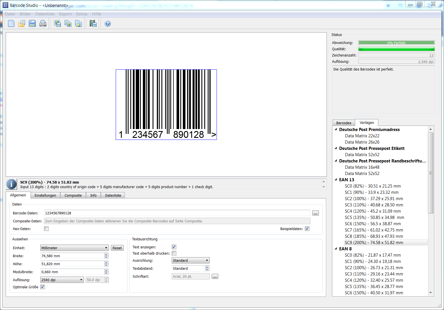 identify objects with tec it new barcode maker software barcode