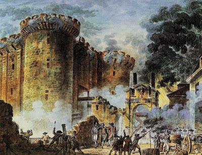 Savoirs et Réflexions: 14 Juillet 1789 : Prise de la Bastille