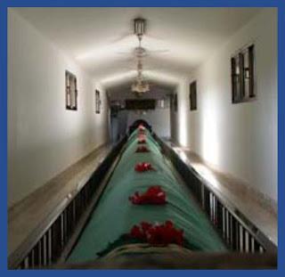 The Prophet Hazrat Haroon grave