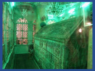 The Grave of Hazrat Yahya A.S