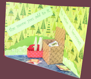 summer pop up cards