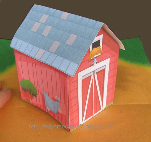 Pop Up Barn