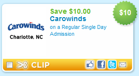 Carowinds' Camp Wilderness offers military discounts, AAA discounts, Passholder discounts and Good Sam discounts. See if you qualify.