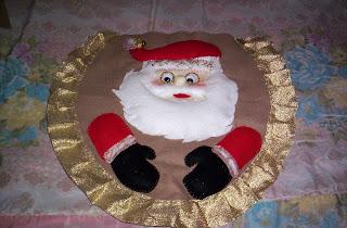 Manualidades De Fieltro Para Navidad Cositasconmesh