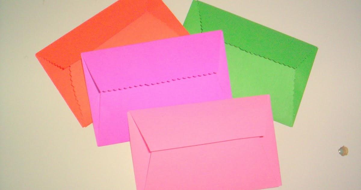 Como hacer unos lindos sobres cositasconmesh - Como hacer un estor enrollable paso a paso ...