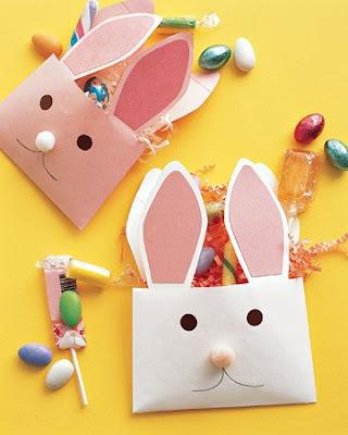 Manualidades Conejo Y Huevos De Pascua Cositasconmesh