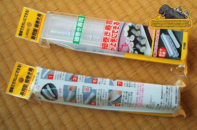 artilugio para enrollar sushi