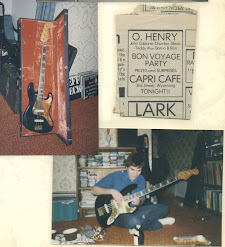 1983 With My Fender Jazz Bass (21 yrs old)