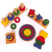 Material Didactico De Preescolar Juegos Didacticos De Madera