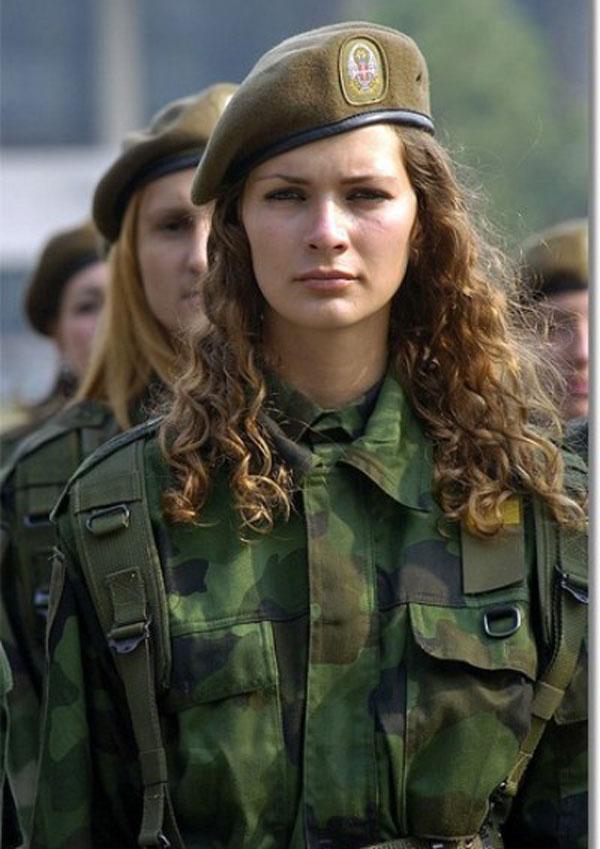 Girls nude military australian