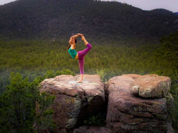 Crazy Yoga Poses - 33 Extreme Yoga Poses Of All Time