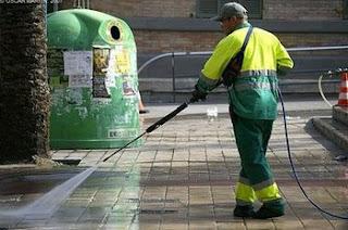limpia calles, los paises mas limpios del mundo