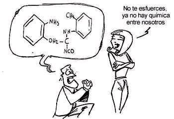 Chiste GrÁfico: No hay quimica