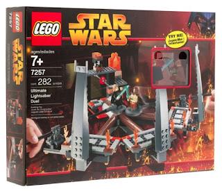 lego education star wars ultimate lightsaber duel