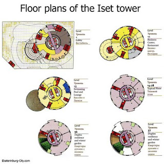 Iset tower floor plans