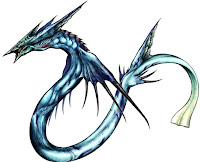 Part Two: Final Fantasy Summon Mythology. Leviathan