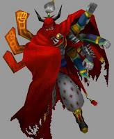 Part Two: Final Fantasy Summon Mythology. Gilgamesh_ff8
