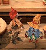 Part Two: Final Fantasy Summon Mythology. Vivi_and_gilgamesh