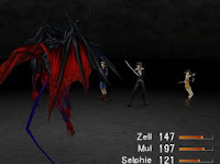 Part one: Final Fantasy Summon Mythology. Vs+diablos