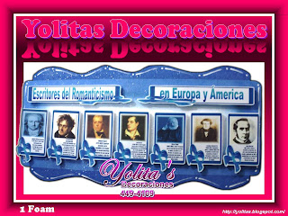 Yolitas decoraciones martes 5 de enero de 2010 for Concepto de periodico mural