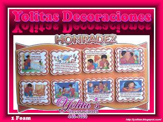 Yolitas decoraciones martes 5 de enero de 2010 for Elaborar un periodico mural