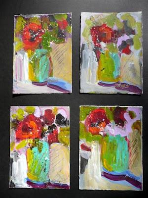 Nancy Standlee Fine Art Robert Burridge Workshop Dena S