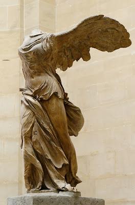 Hoy visitamos el Museo del Prado Victoria+de+Samotracia